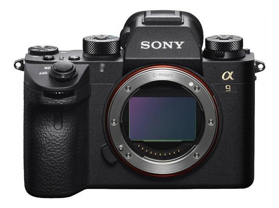 Camara Sony Alpha A9 Mirrorless A7 4k Cine Profesional