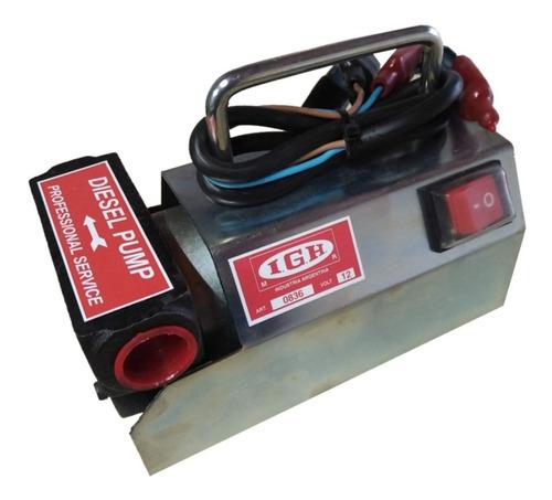 Electrobomba Autocebante Igh 12/24 Volt (b0836)