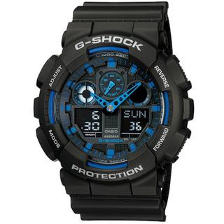 Reloj Casio G-shock Ga100-1a1/1a2/1a4 100% Original.