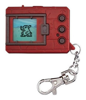 Digimon Virtual Pet 20th Rojo Digivice V-pet Tamagotchi 1997
