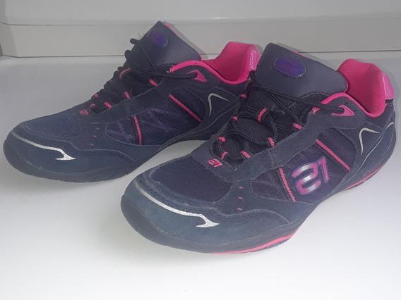Zapatos Deportivos Rs21 Para Damas
