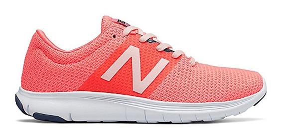 Zapatillas New Balance Wkozecf1 Coral - Corner Deportes