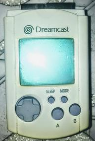 Dreamcast - Vmu Original Lote 02