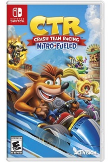 Crash Team Racing Nintendo Switch