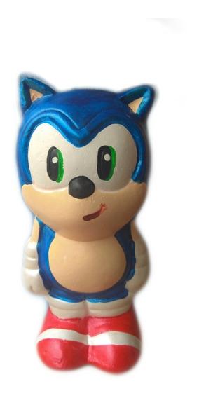 Alcancía Tipo Sonic