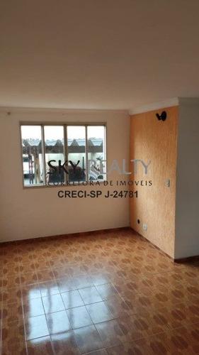 Apartamentos - Jardim Sao Bernardo - Ref: 14167 - V-14167