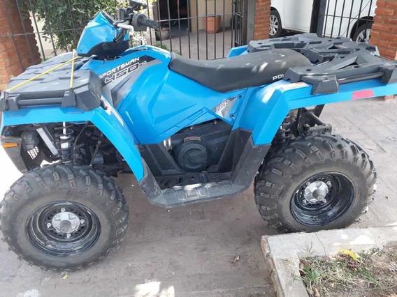 Polaris Sportsman 450