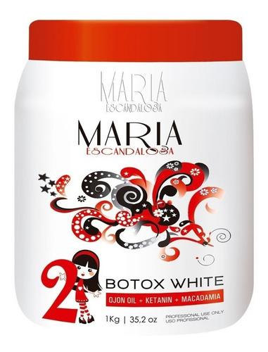 Btx Maria Escandalosa Beautox White 1kg