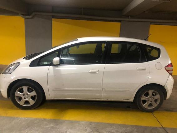 Honda Fit, Modelo 2011, Blanco, 5 Puertas, Caja Automática,