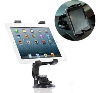Soporte De Vidrio Holder Multi Direccional Para iPad Tablet