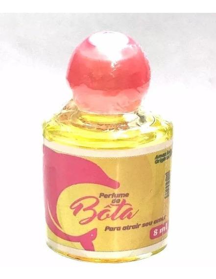 Perfume Óleo Da Bota Original 8ml Atração Masculina C/ Lenda