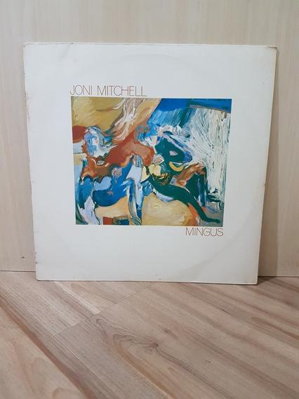 Lp Joni Mitchell - Mingus 1979 Vinil Disco Nacional