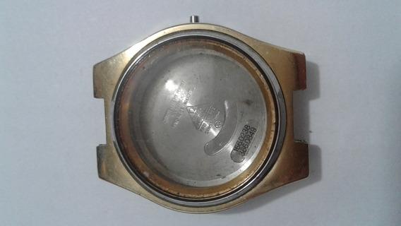 Omega Seamaster - Caixa De Relógio Em Plaqué De Ouro