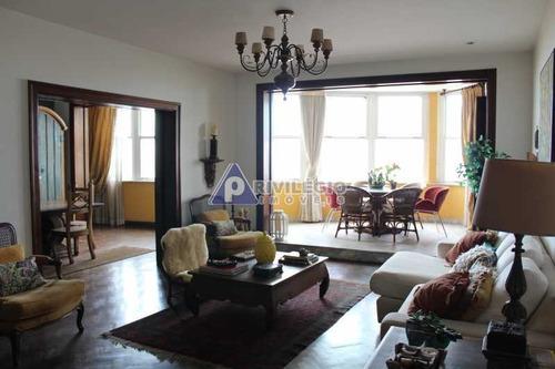 Imagem 1 de 20 de Apartamento À Venda, 4 Quartos, 4 Suítes, 1 Vaga, Copacabana - Rio De Janeiro/rj - 18979