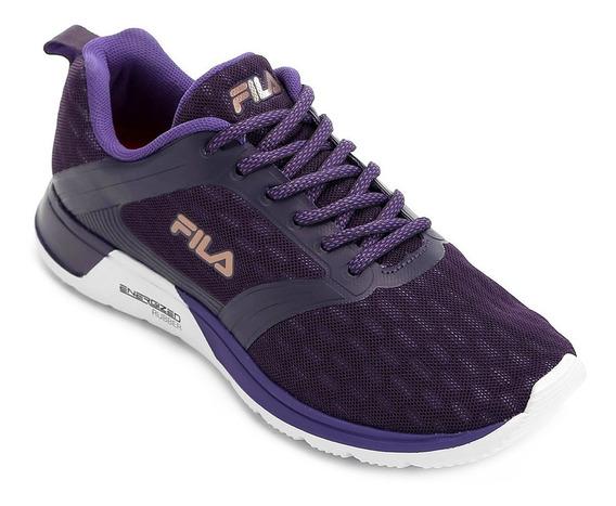 Zapatillas Fila Running Fxt Cross W Mujer - Estacion Deportes Olivos