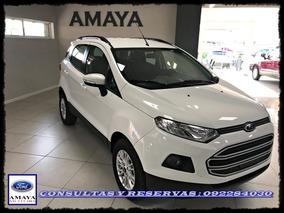 Amaya Ford Ecosport Se 1.6 - Contacto: 092284030