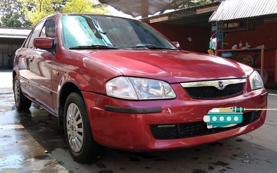 Mazda 323 1.6 16 Valvulas Glx