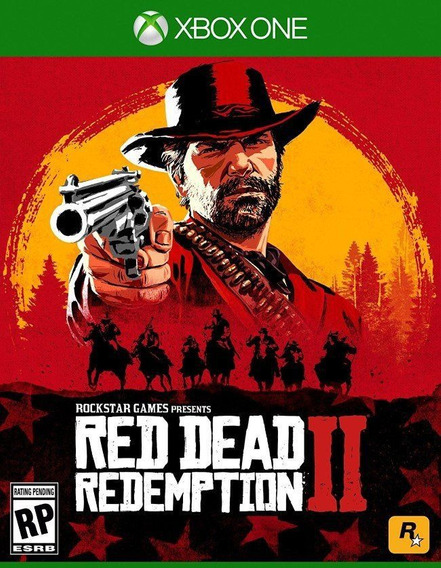 Jogo Red Dead Redemption 2 - Xbox One - Novo - Físico