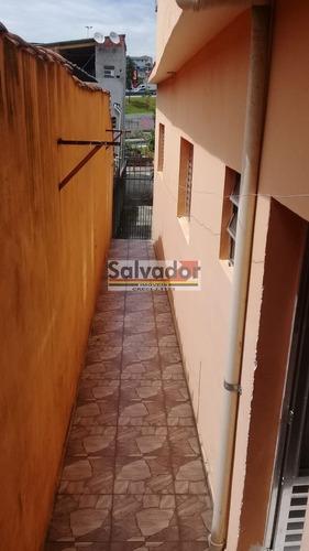 Casa Térrea Na Vila Brasilina - São Paulo - 8771