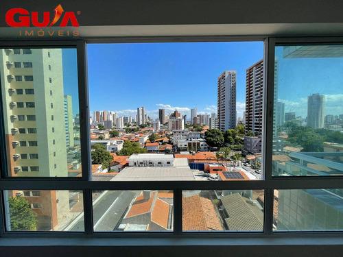 Imagem 1 de 15 de Apartamentos Novos Próximos A Pra Luiza Távora. - 1644