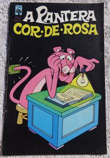 Hq: A Pantera Cor-de-rosa Nº 20: Monstrinho Rosado - 1977
