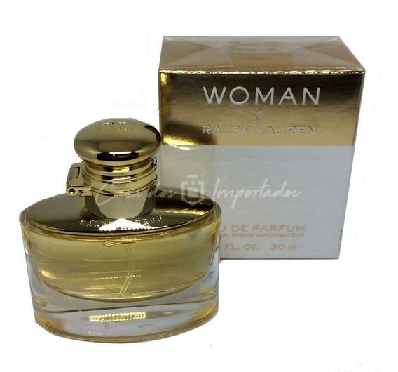 Woman By Ralph Lauren Eau De Parfum 30ml + Amostra De Brinde