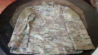 Uniforme Multicam Talla M