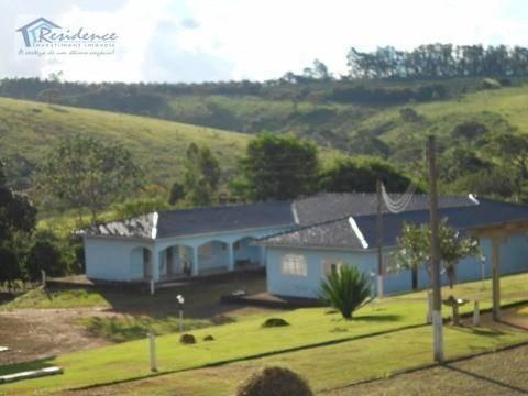 Sítio Rural À Venda, Patrimônio Do Carmo, São Roque - . - Si0003