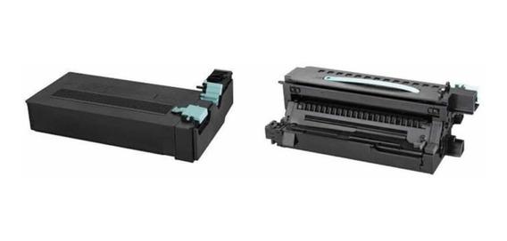 Kit Unidade De Imagem E Toner R6555a E D6555a Compativel