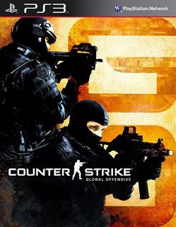 Counter Strike Ps3 Digital Global Offensive Español Tenelo