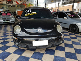 Volkswagen New Beetle 2.0 3p Automática 2008 Com Teto Solar