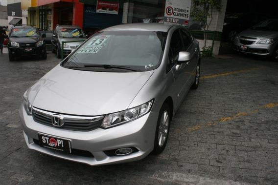 Honda Civic 2013 1.8 Lxs Flex 4p