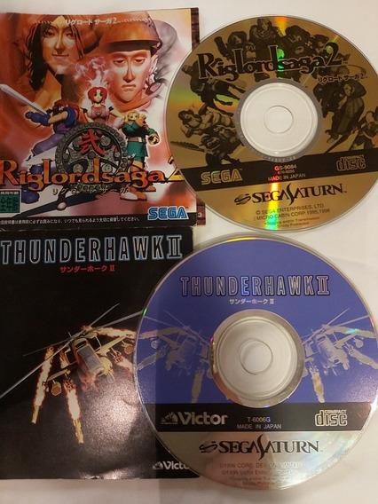 Jogos Sega Saturno