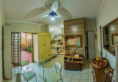 Casa Com 3 Dormitórios À Venda, 180 M² Por R$ 320.000,00 - Portal Do Alto - Ribeirão Preto/sp - Ca1089