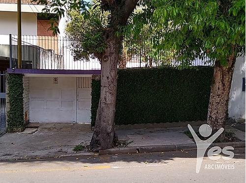 Imagem 1 de 2 de Ref.: 6264 - Casa Com 3 Dormitórios Sendo 1 Suíte, 9 Vagas, Bairro Jardim , Santo André, Sp - 6264