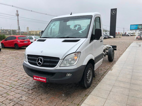 Mercedes-benz Sprinter Chassi 2.2 Cdi 415 Rs - Selectrucks