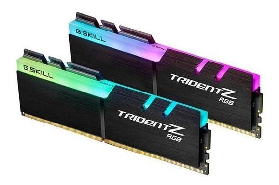 Memoriag.skill Tridentz Rgb16gb (2 X 8gb)ddr4 3000mhz