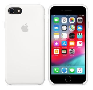 Forro Iphone6 7 7plus 8 8/+ Protector Apple Silicon Original
