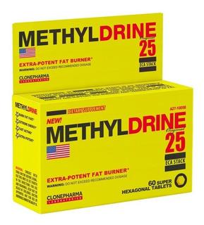 Methyldrine 25 Eca Stack 60 Caps Clone Pharma Laboratories