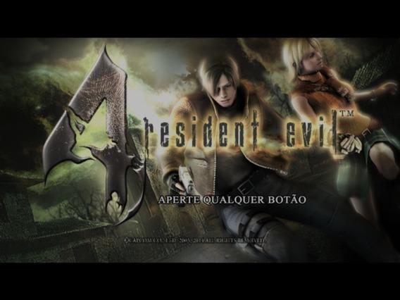 Resident Evil 4 Legendado Em Português Pc