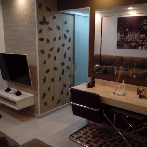 Imagem 1 de 12 de Apartamento Reformado Com Planejados À Venda - Cangaíba (assis Ribeiro / Teatro / Estação / Academia Conceito) Ap0984 - Ap0984