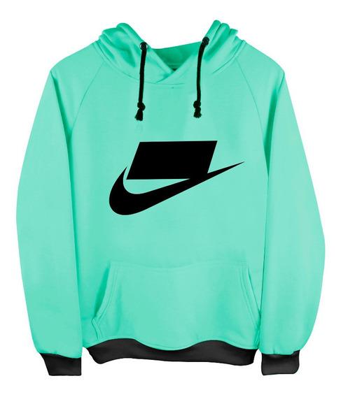 Sudadera Con Gorro Envio Gratis Moda Cuadro Nike