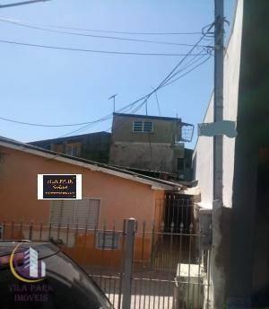 Casa Com 2 Dormitórios À Venda, 90 M² Por R$ 260.000,00 - Pestana - Osasco/sp - Ca0372