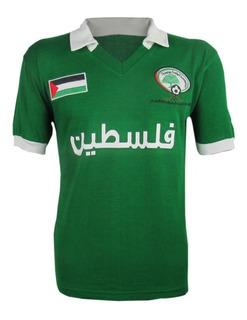 Camisa Retrô Palestina