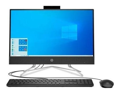Todo En Uno Hp 22 Df0018la 4gb Ssd 1tb Windows 10 Home 64