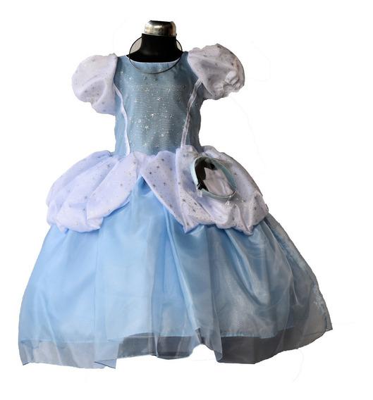 Hermoso Vestido De Cenicienta(alta Costura)