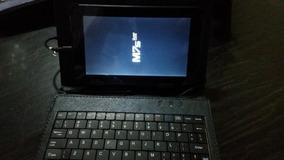 Tablet Multilaser M7s E Capa Com Teclado (brinde)