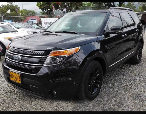 Ford Explorer Limited 2014 4x4 Atomatica