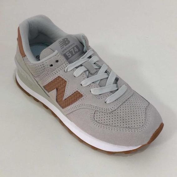 Tênis New Balance Ml 574 Wnz Feminino