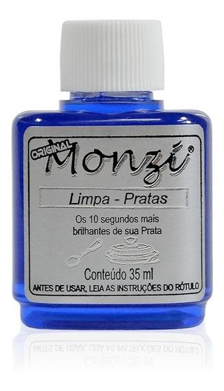 Kit 9 Limpa Prata Monzi 35 Ml
